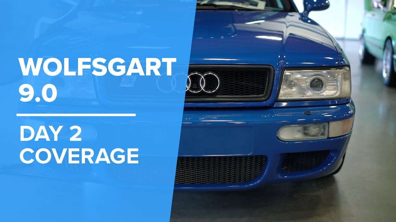 1995 Audi RS2 Avant, Supercharged 290HP Beetle - Wolfsgart 9.0 - Day 2