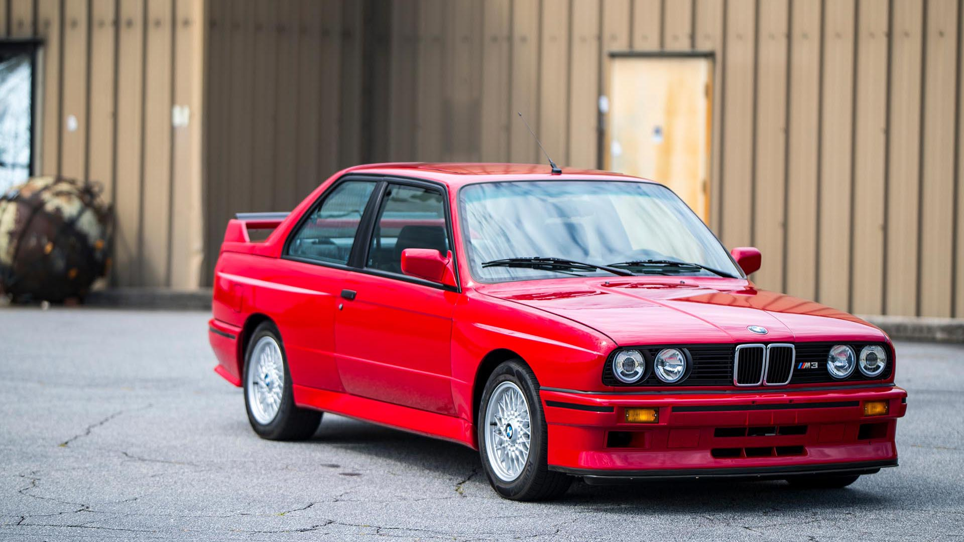 Is This The Best BMW E30 M3 In The U.S.?