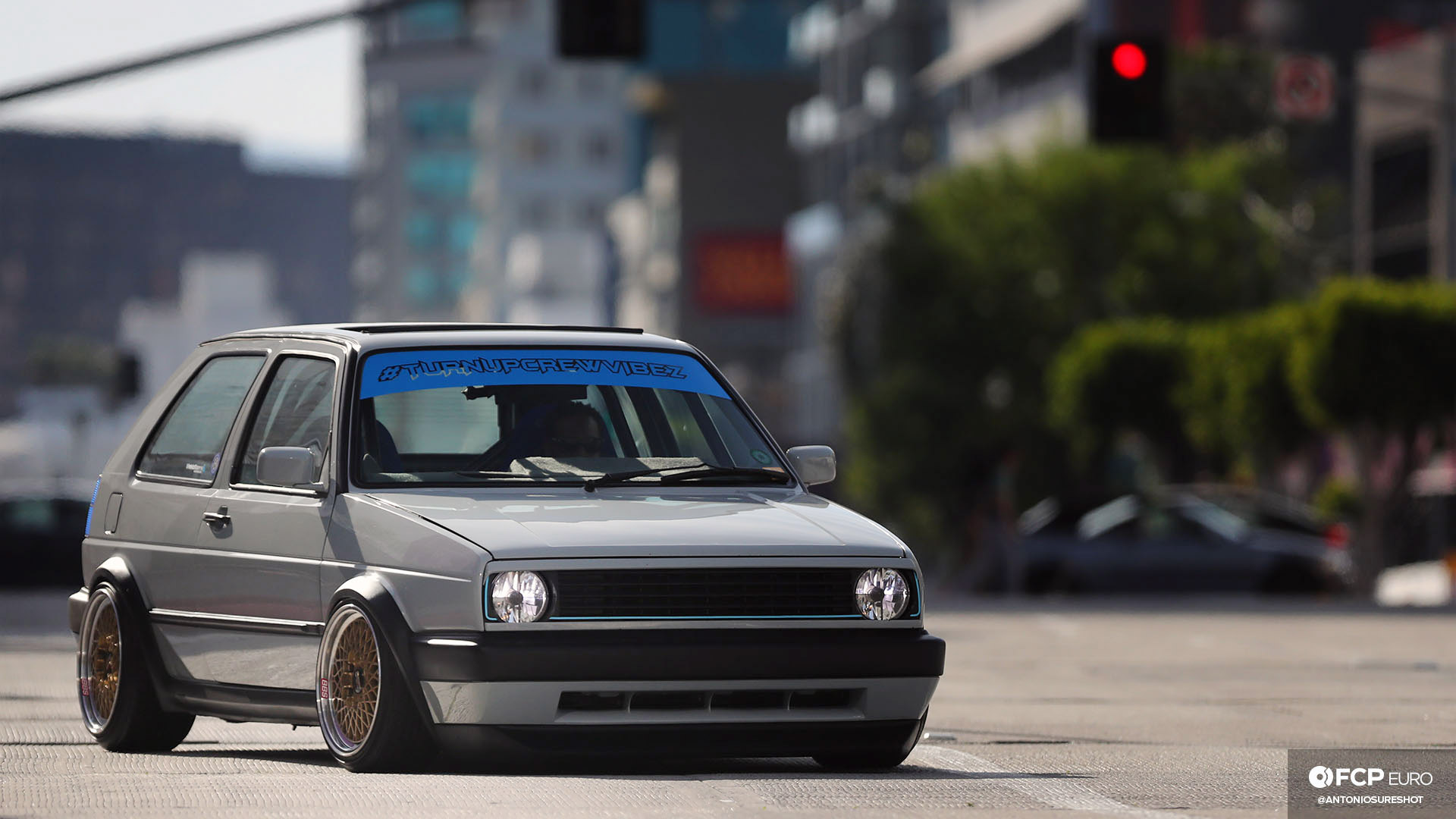 Don't Judge This Book By Its Cover - VR6 Swapped VW GTI