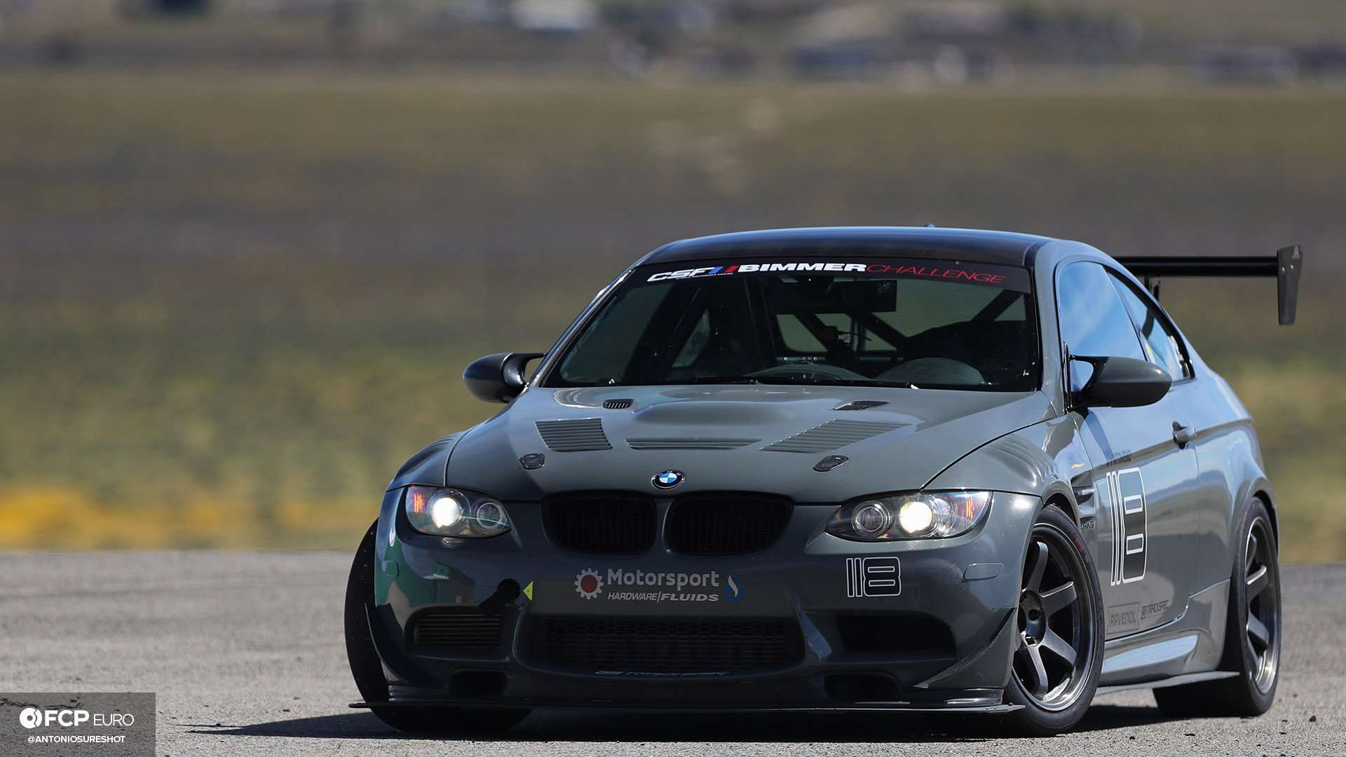 Passion for Design and Performance - BMW E92 M3