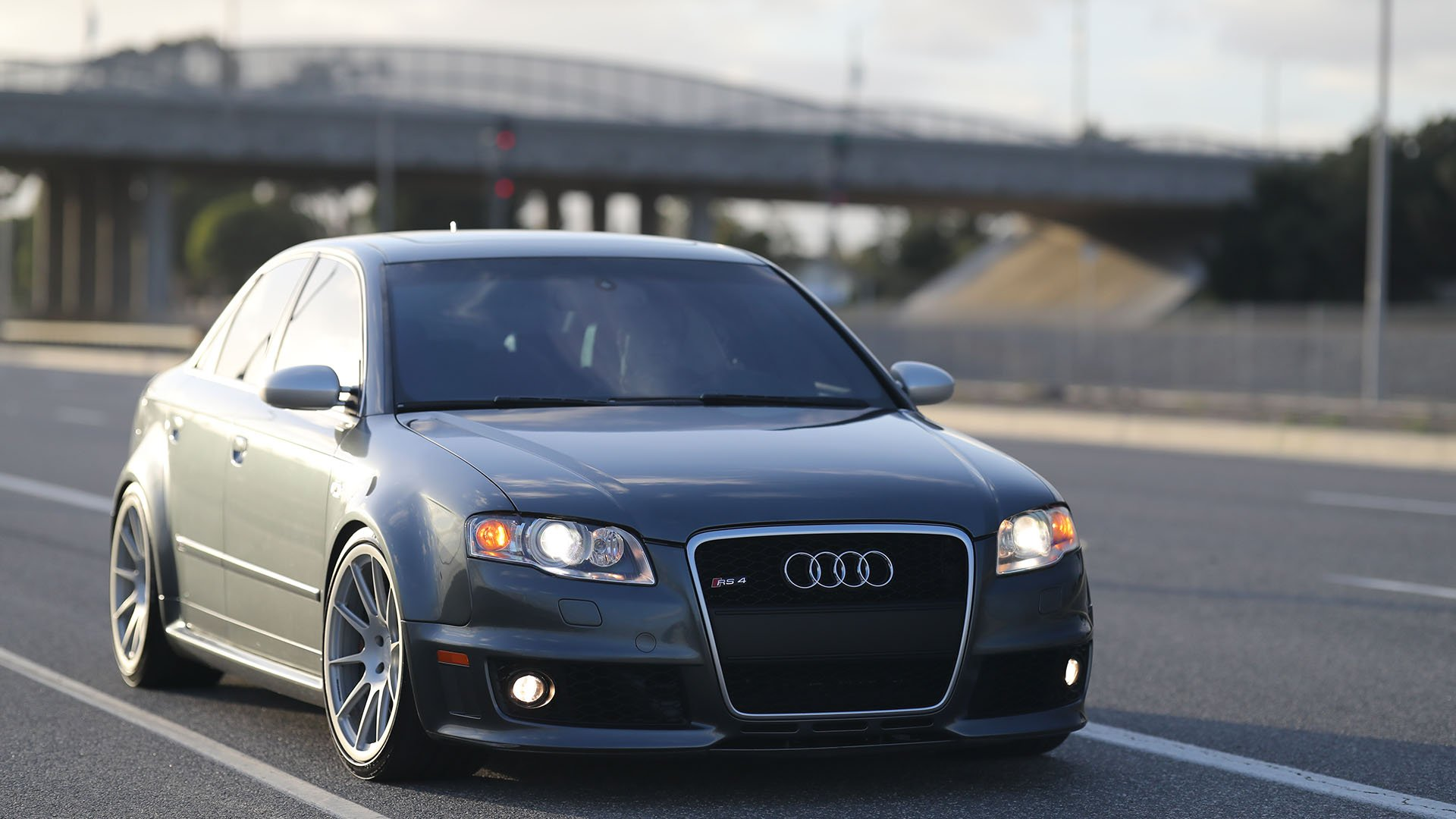 B7 Audi RS4: High Mileage Highway Hero