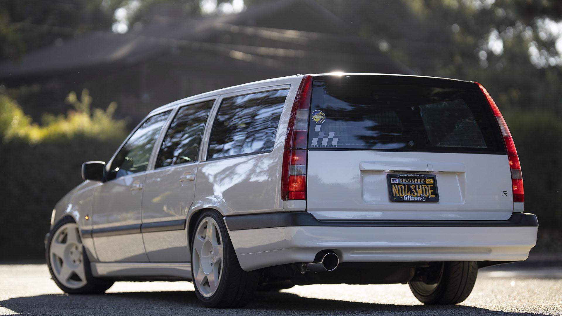 Hot Wheeled Wagon – Volvo 850 R Estate
