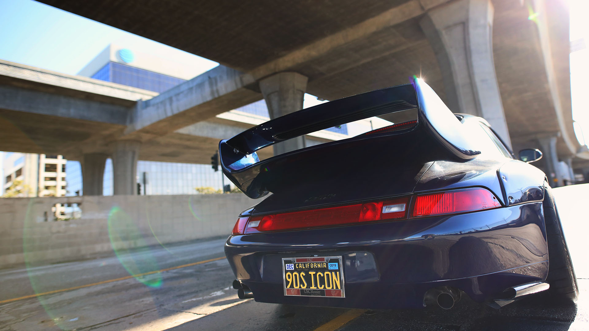 Not Another RWB – 1996 Porsche 911 Carrera 993 Daily Driver