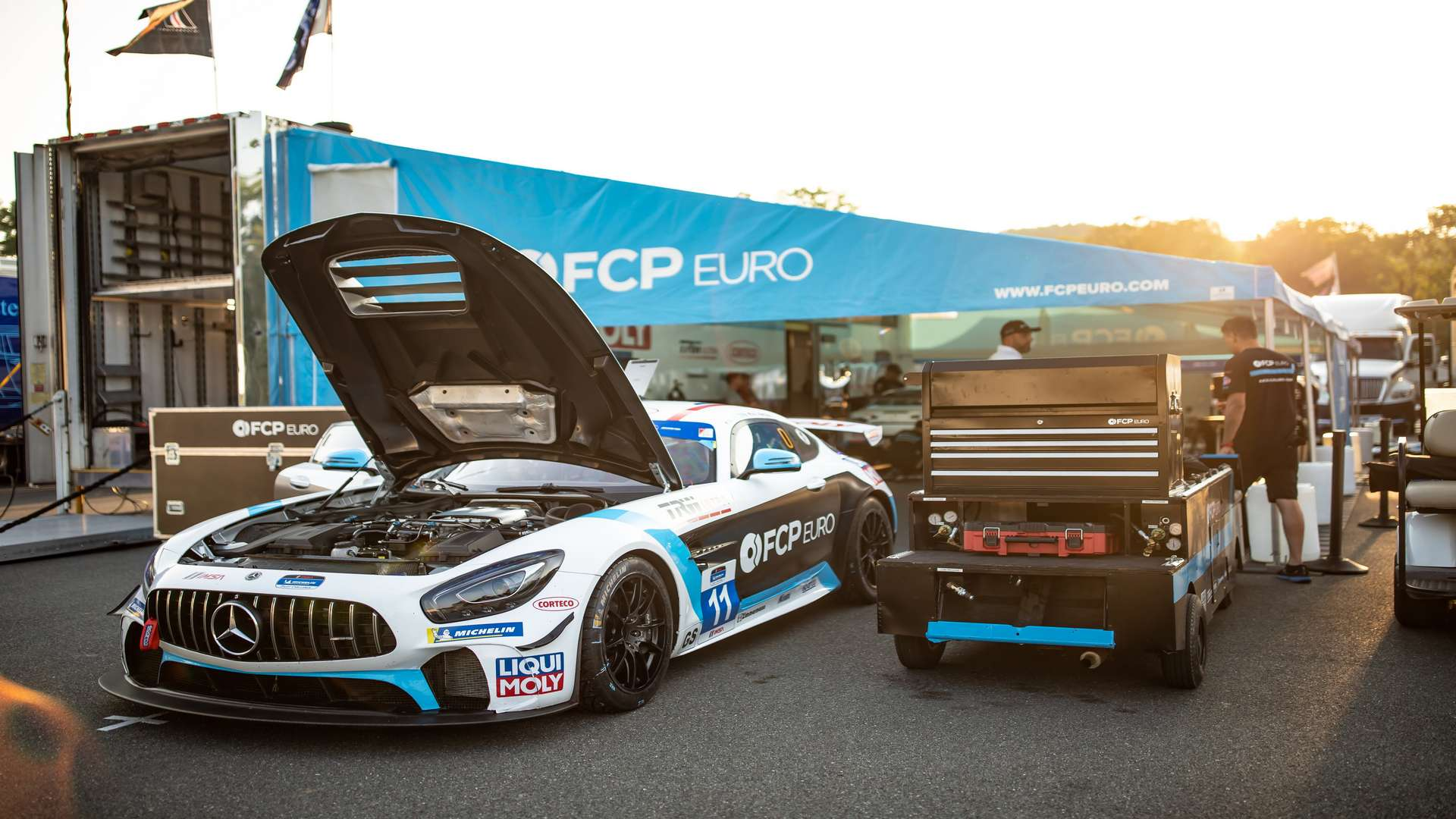 FCP Euro Motorsports Heads To Road America For Round 7 Of The IMSA Michelin Pilot Challenge