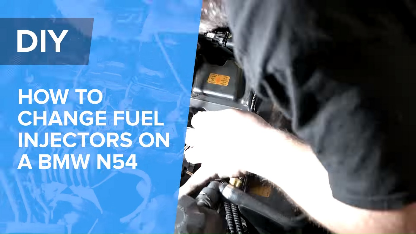 How To Replace BMW N54 Index 12 Fuel Injectors (E90, E82, Z4, X6, 740i, 535xi, 535i, 335i, 135i)