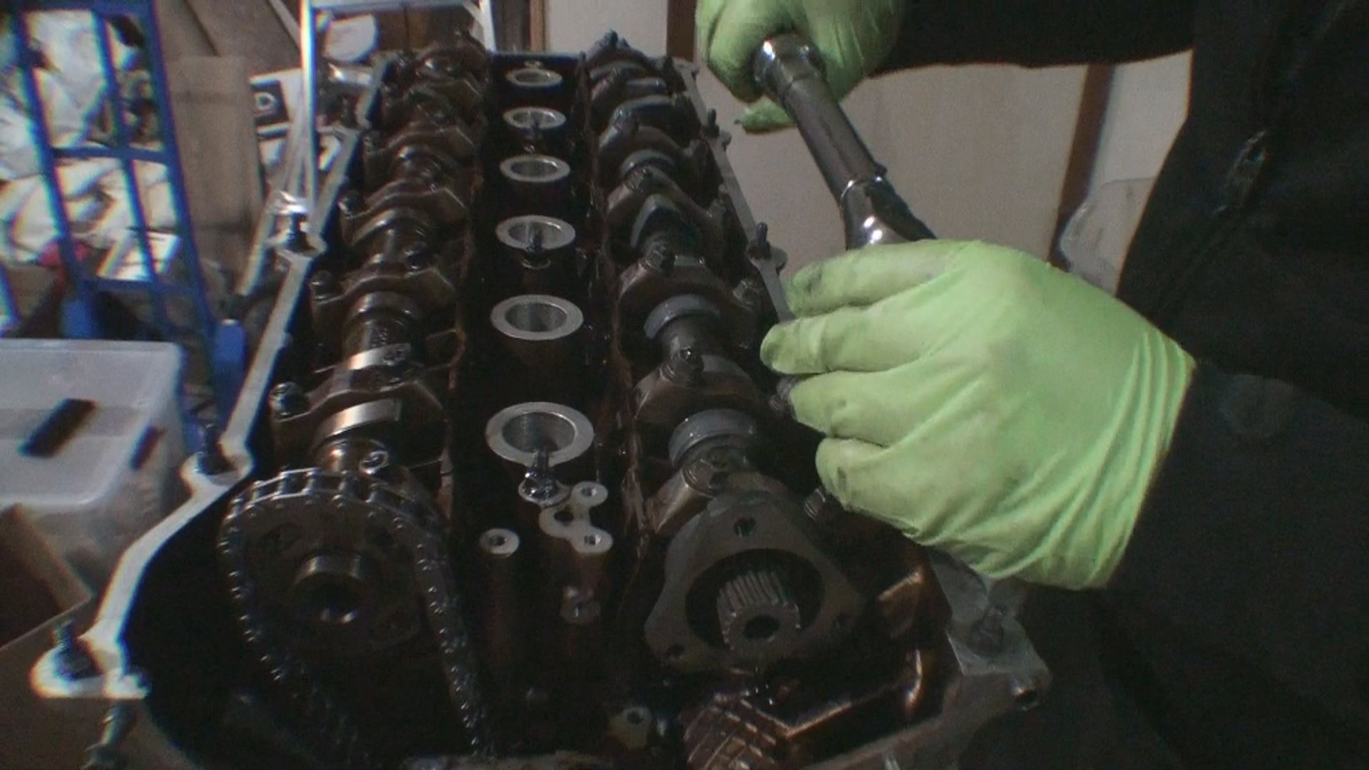 How To Install Camshafts On A BMW M50/S50 Or M52/S52 Engine