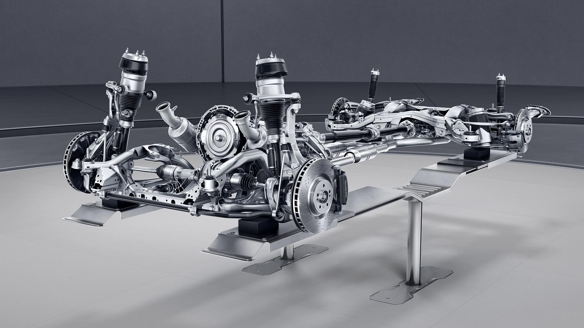 The Definitive Guide To The Mercedes-Benz AIRMATIC Suspension System