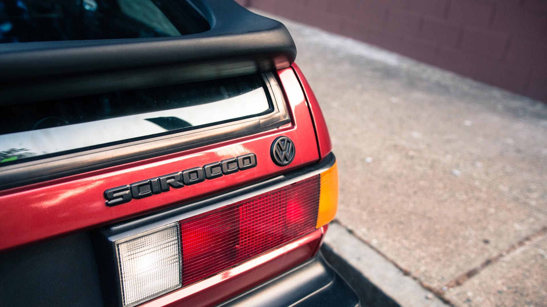 Volkswagen Scirocco - The Golf's Forgotten Sibling