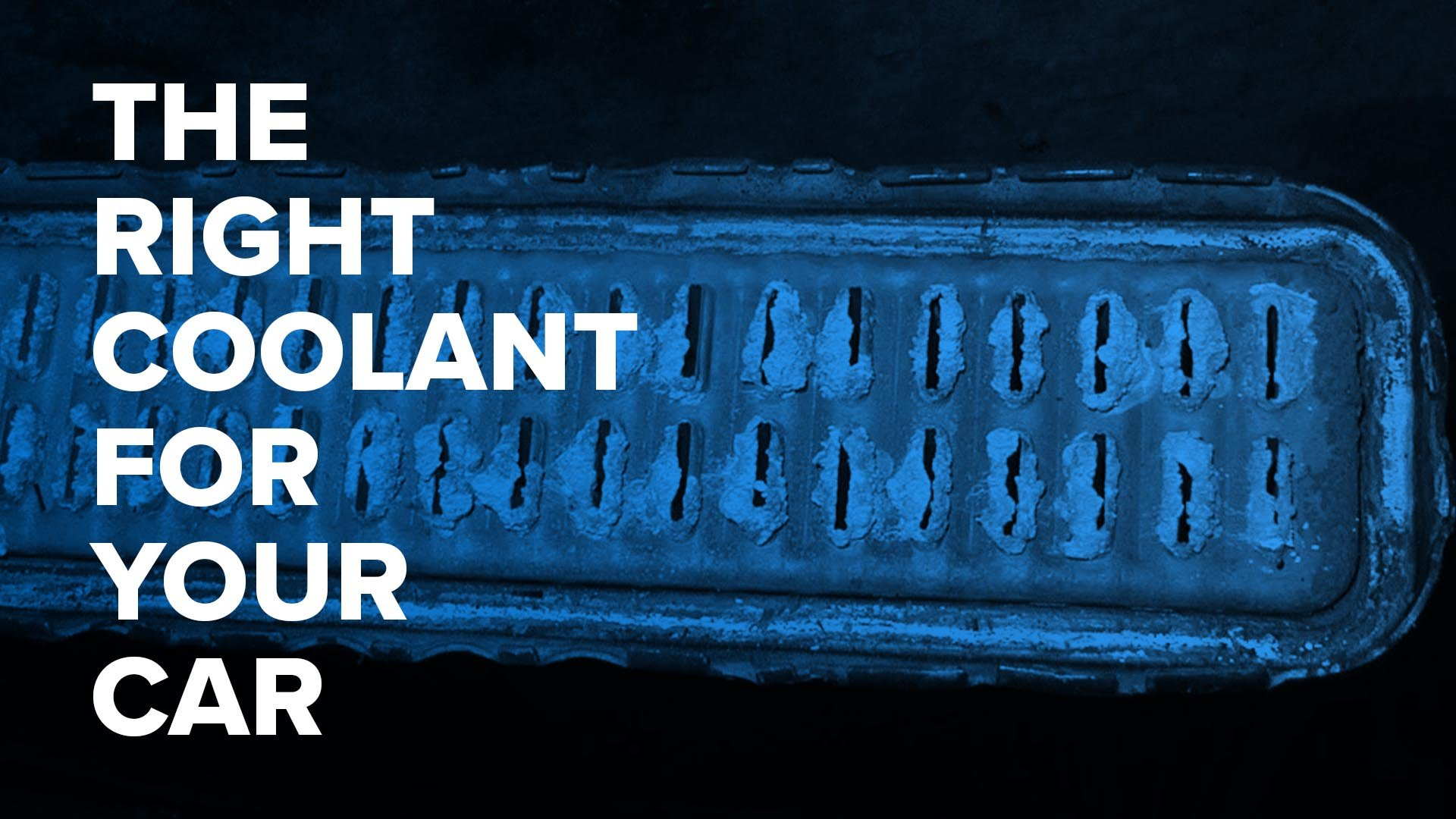 How To Pick The Right Coolant For Your Car