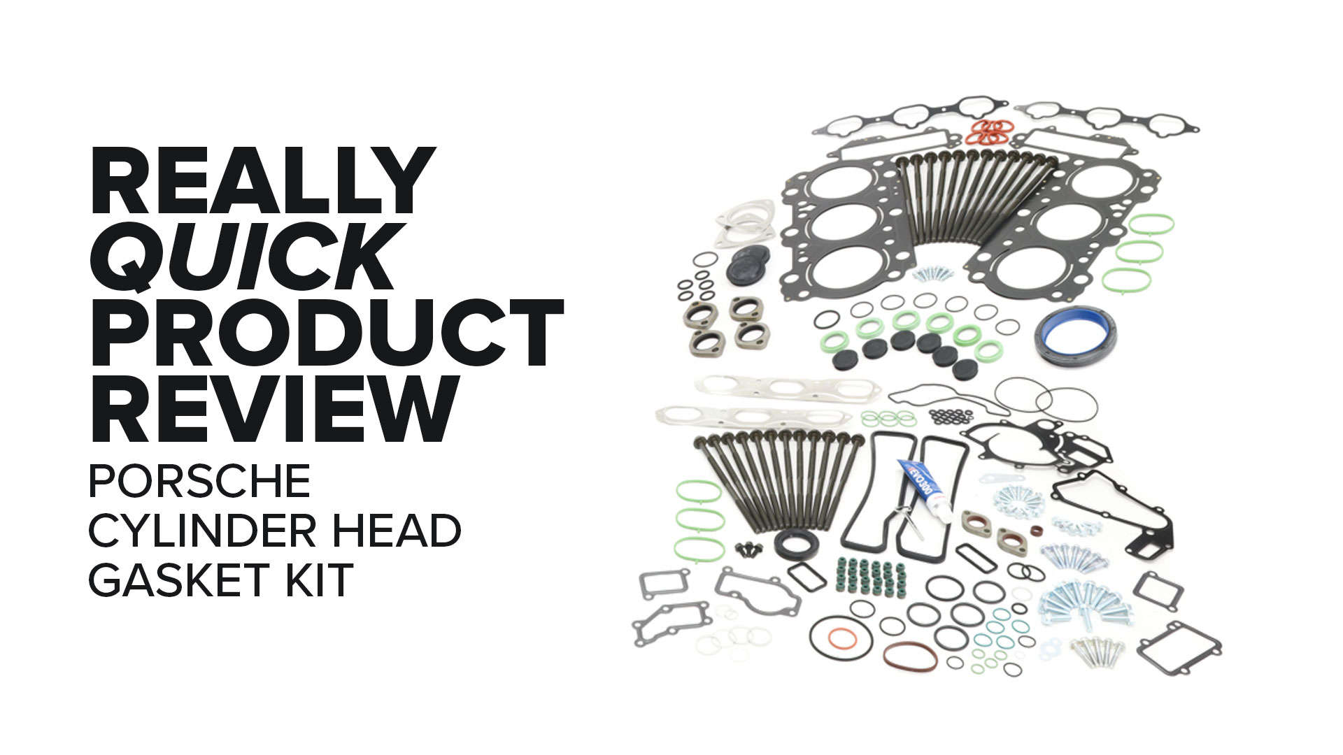 Porsche 996 911 Cylinder Head Gasket Kits - Symptoms And Product Review