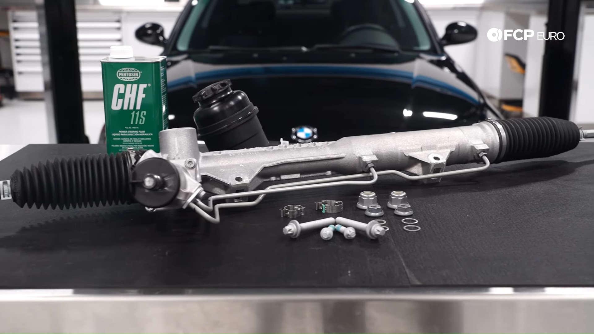 BMW E82, E90, E92 Steering Rack Kit (328i, 335i, 135i, & More) - Failure Symptoms And Product Review