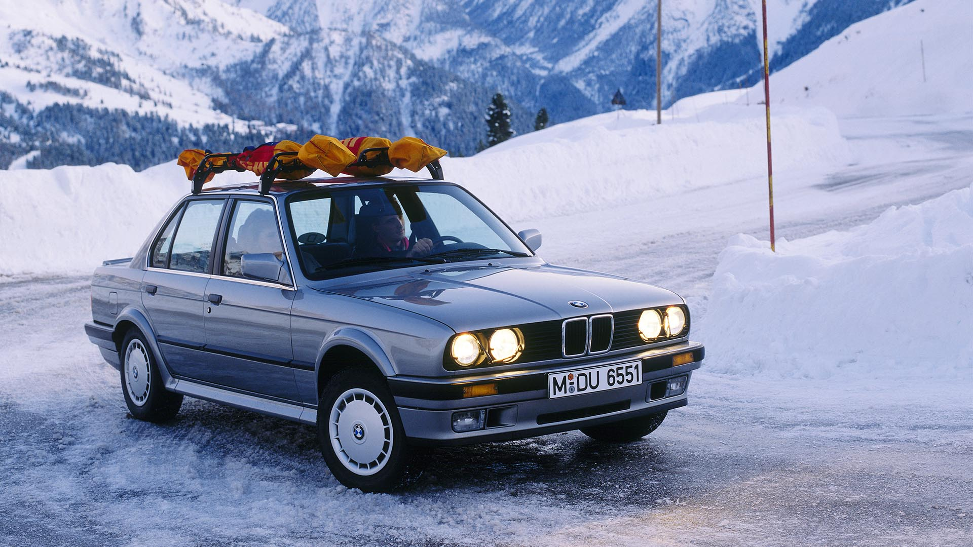 7 Of The Best Used All-Wheel Drive Cars That Aren't Audis