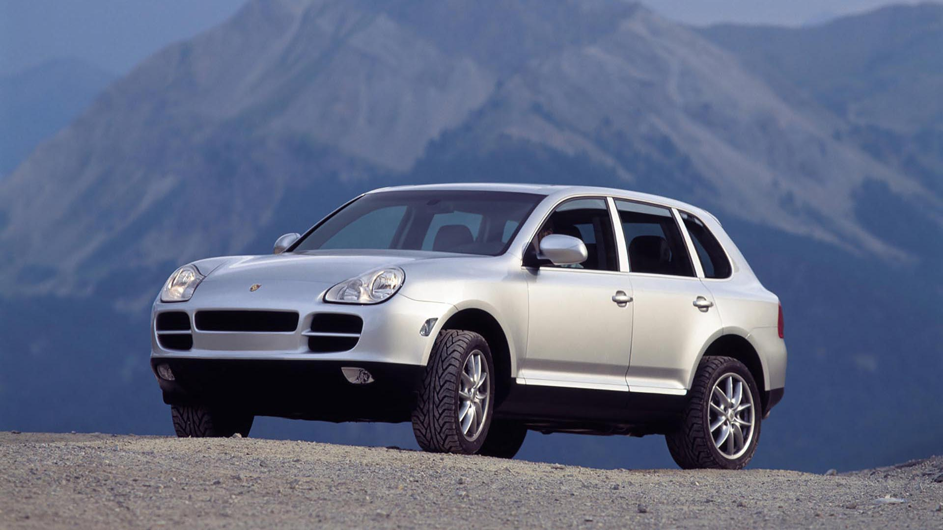 First-Generation Porsche Cayenne Buyer's Guide (955/957)