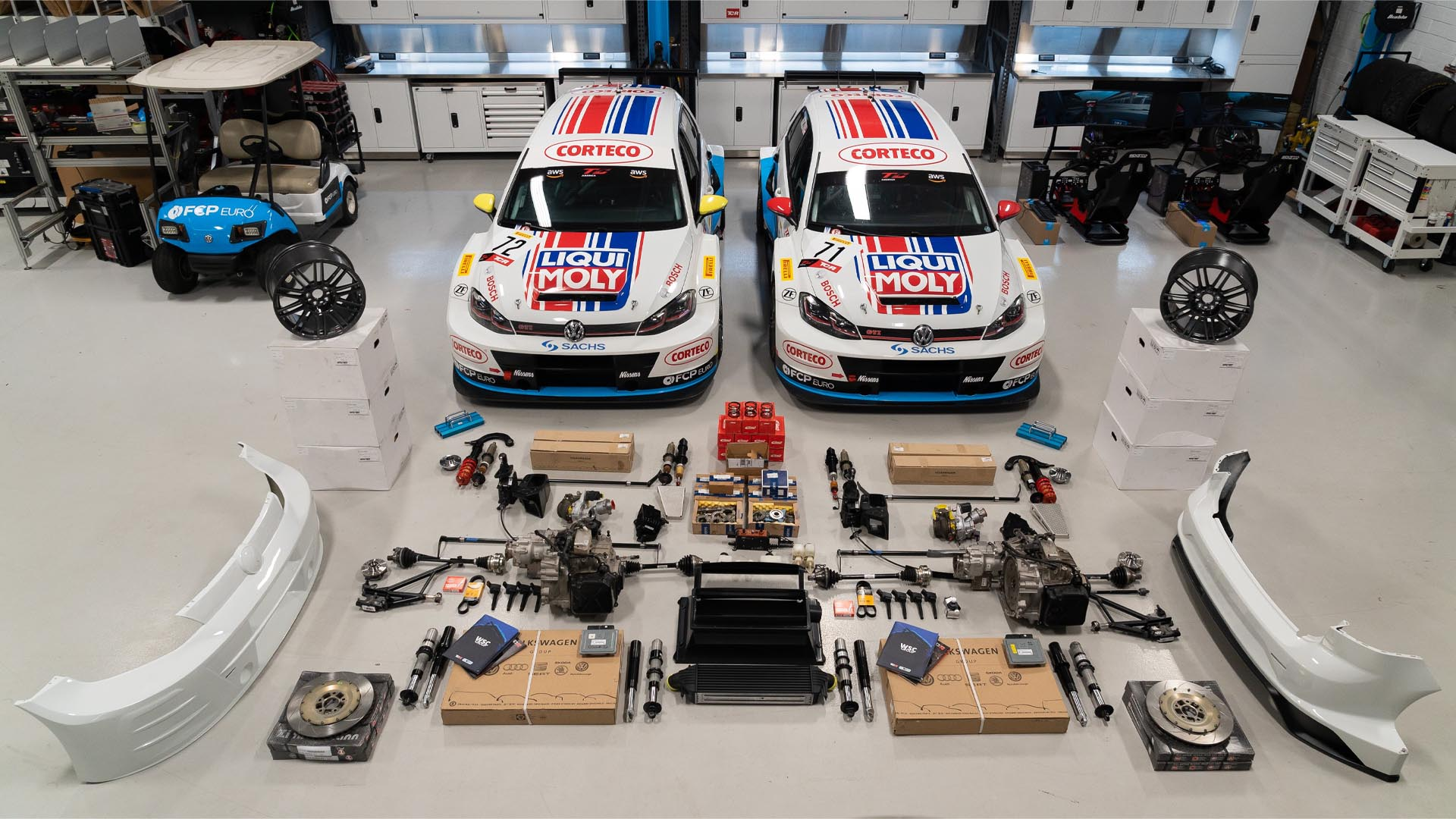 For Sale: Two Championship-Winning VW GTI TCRs (12/8/2020 Update)