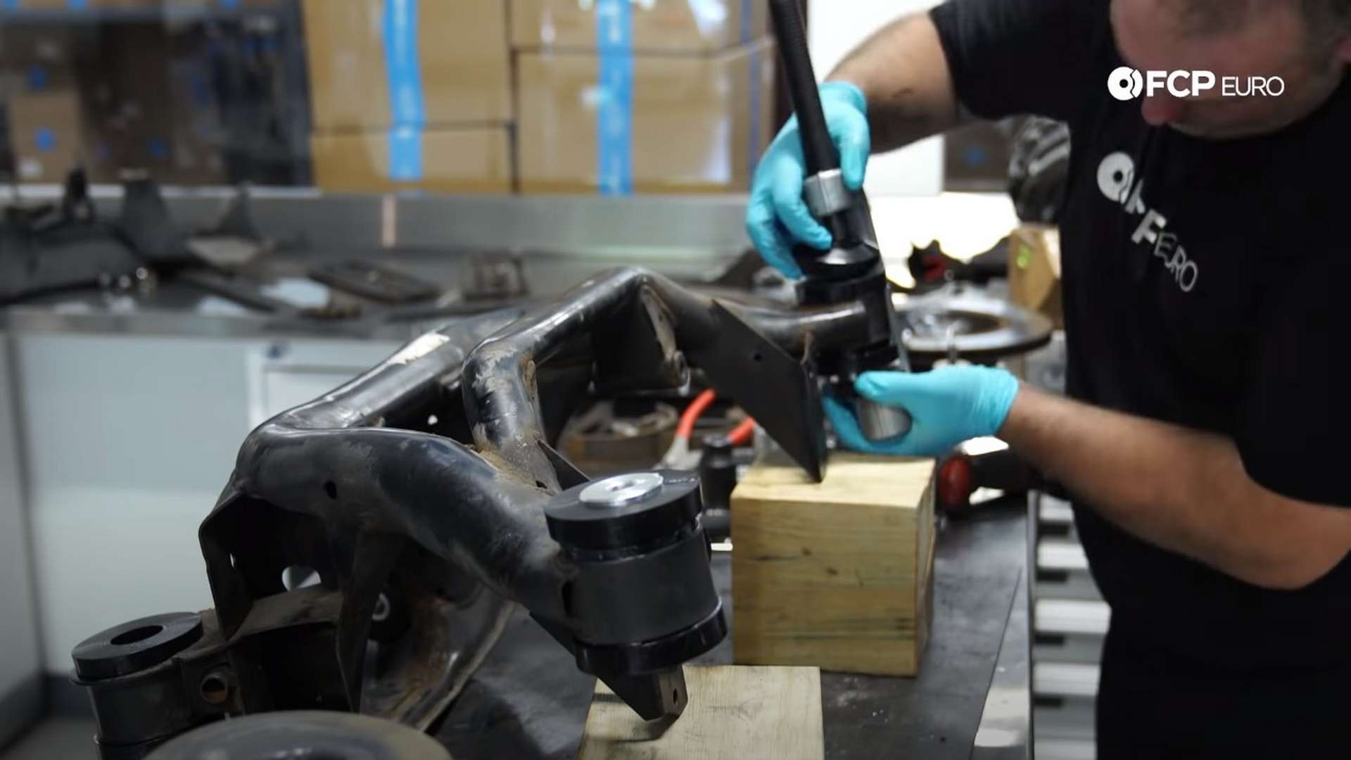 How To Overhaul The BMW E46 M3 Rear Subframe (Part 2)