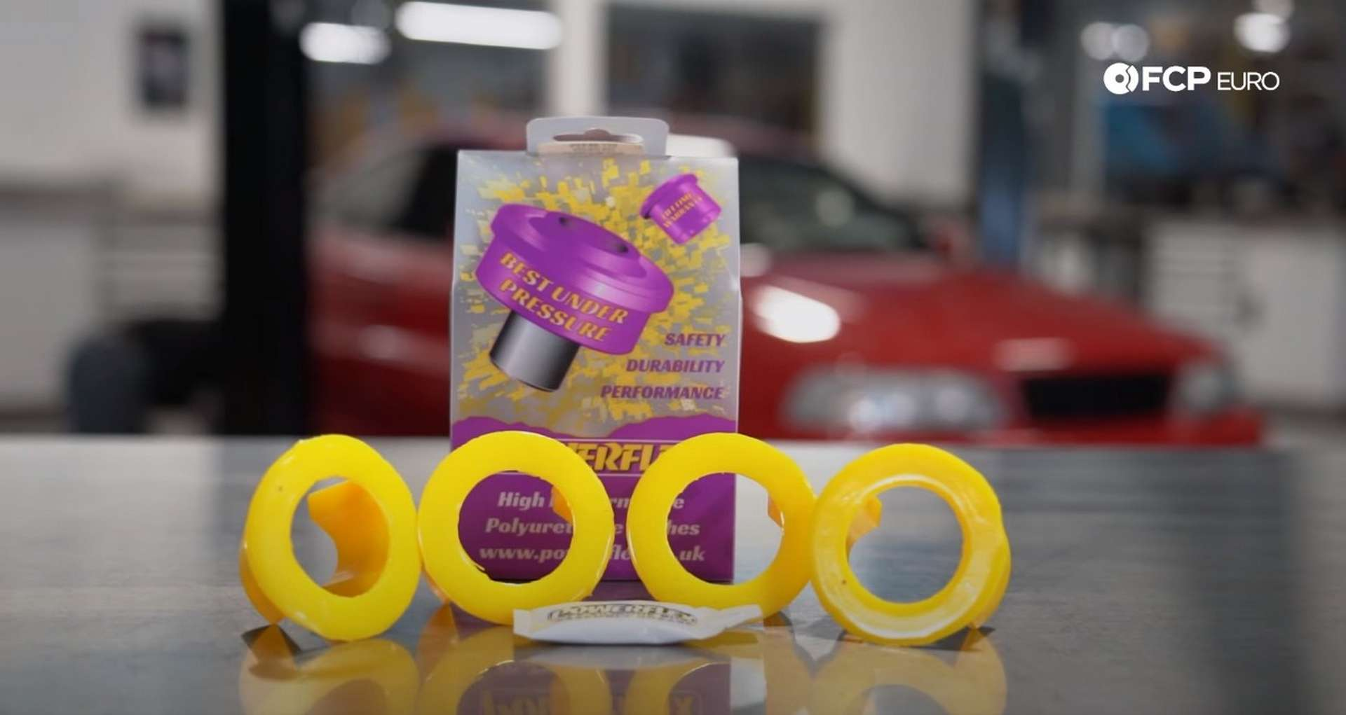 How To Install Subframe Bushing Inserts On A Volvo P80 & P2 (Volvo 850, C70, S60, S80, & V70)