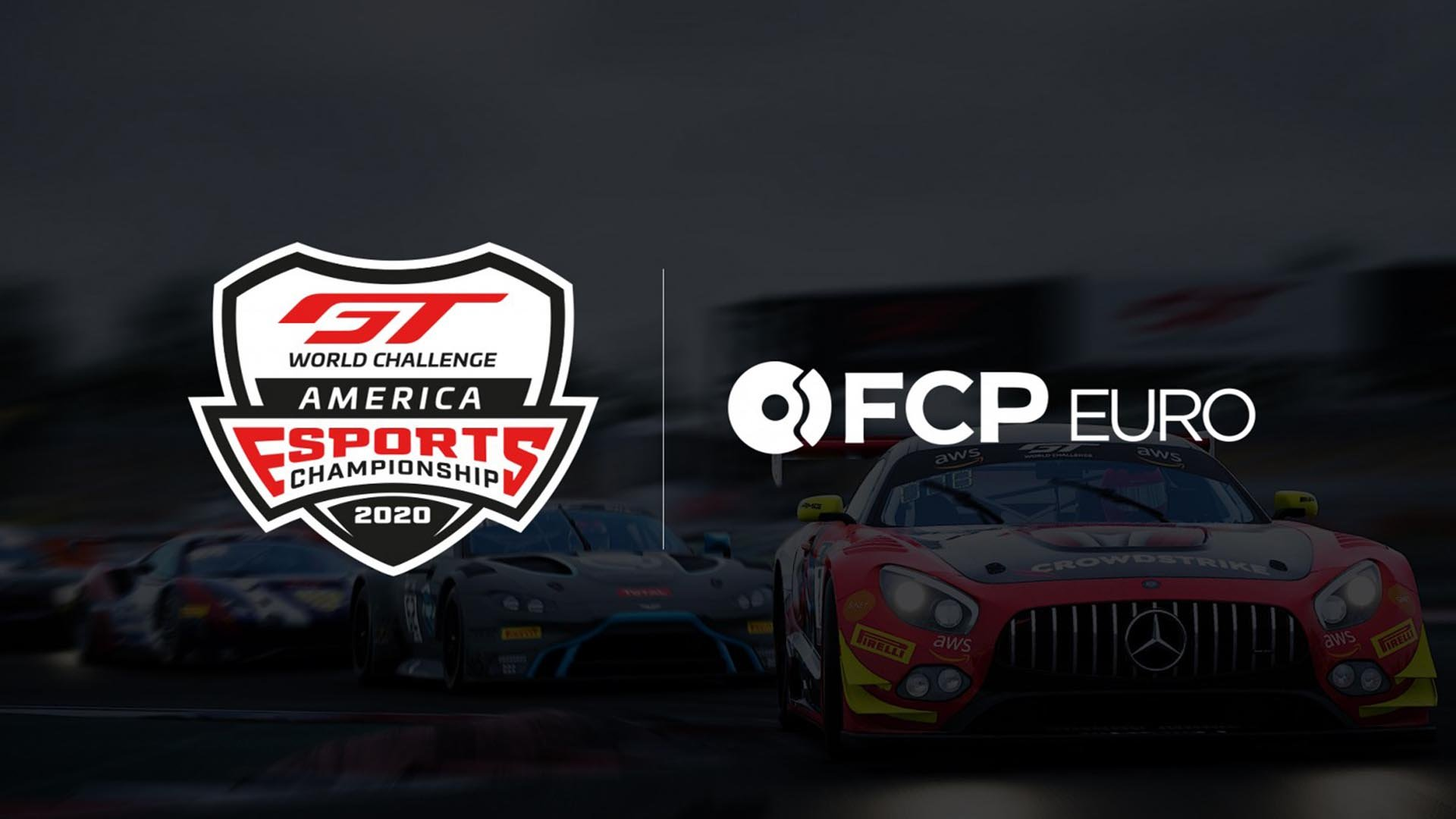 The FCP Euro GT World Challenge Esports Championship & Sim Rig Giveaway