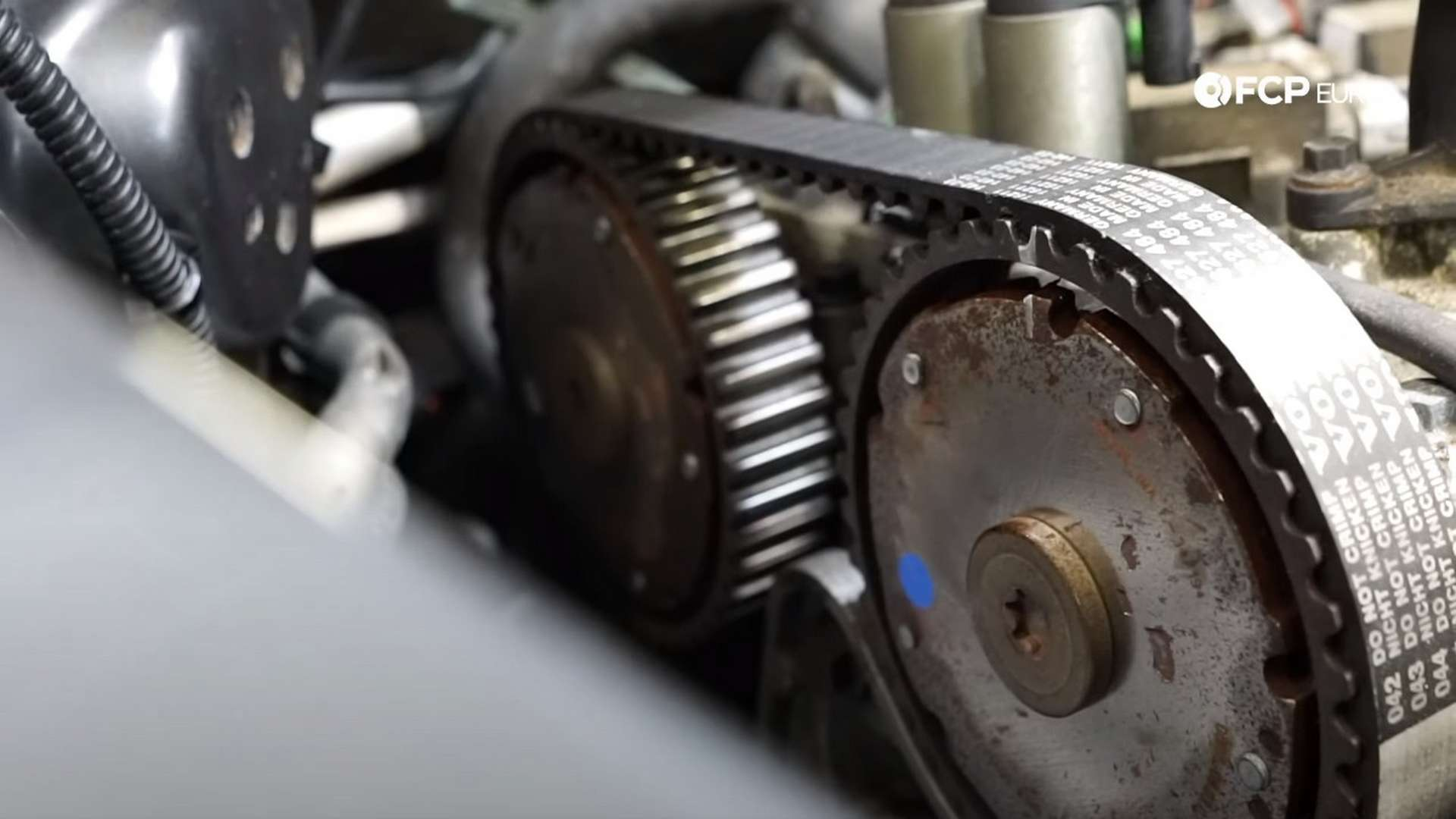 How To Replace The Water Pump On A Volvo P1 (Volvo C30, C70, S40, & S50)