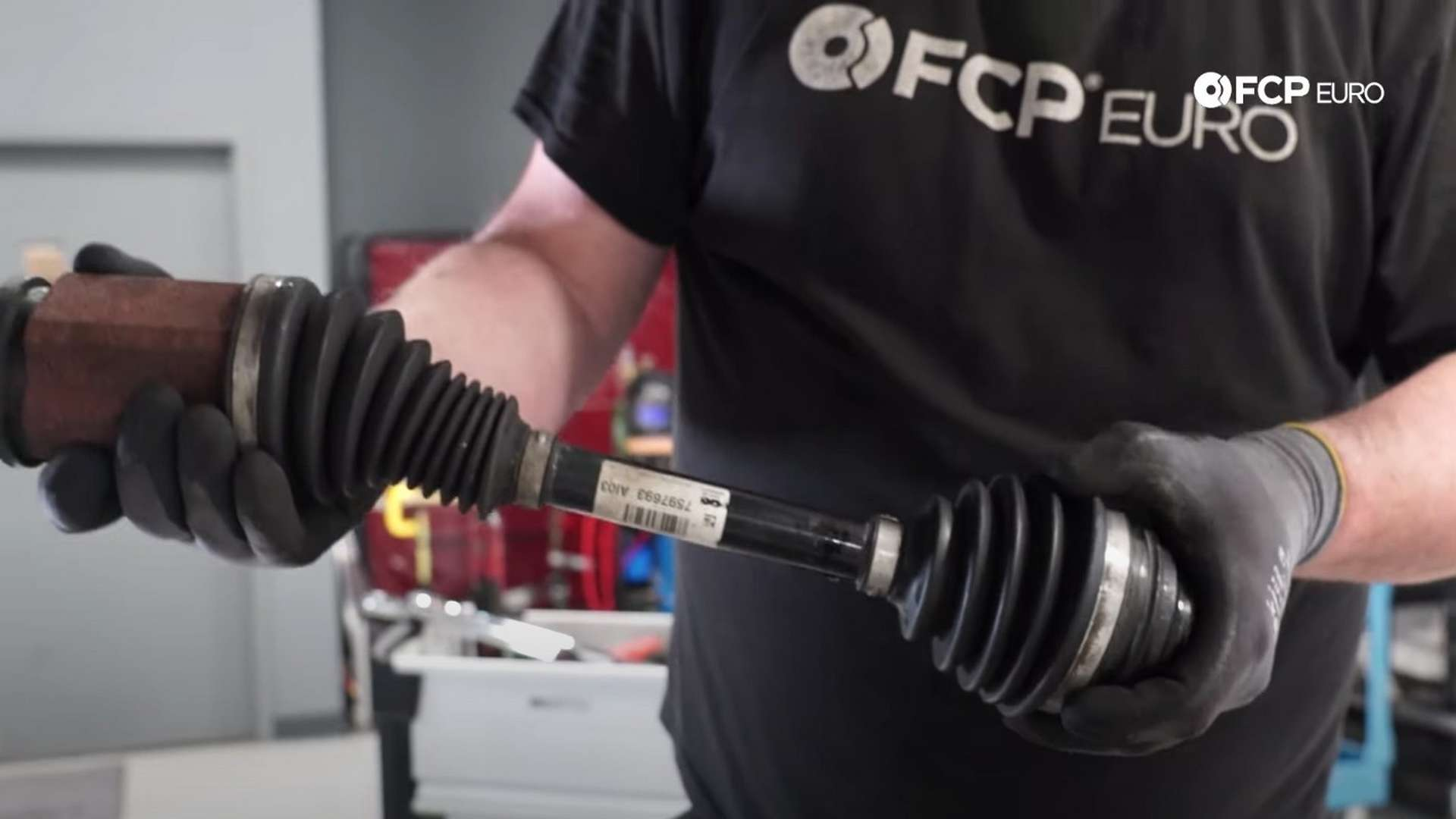 How To Replace BMW F30 xDrive Front Axle Shafts & Seals (328i, 335i, & More)