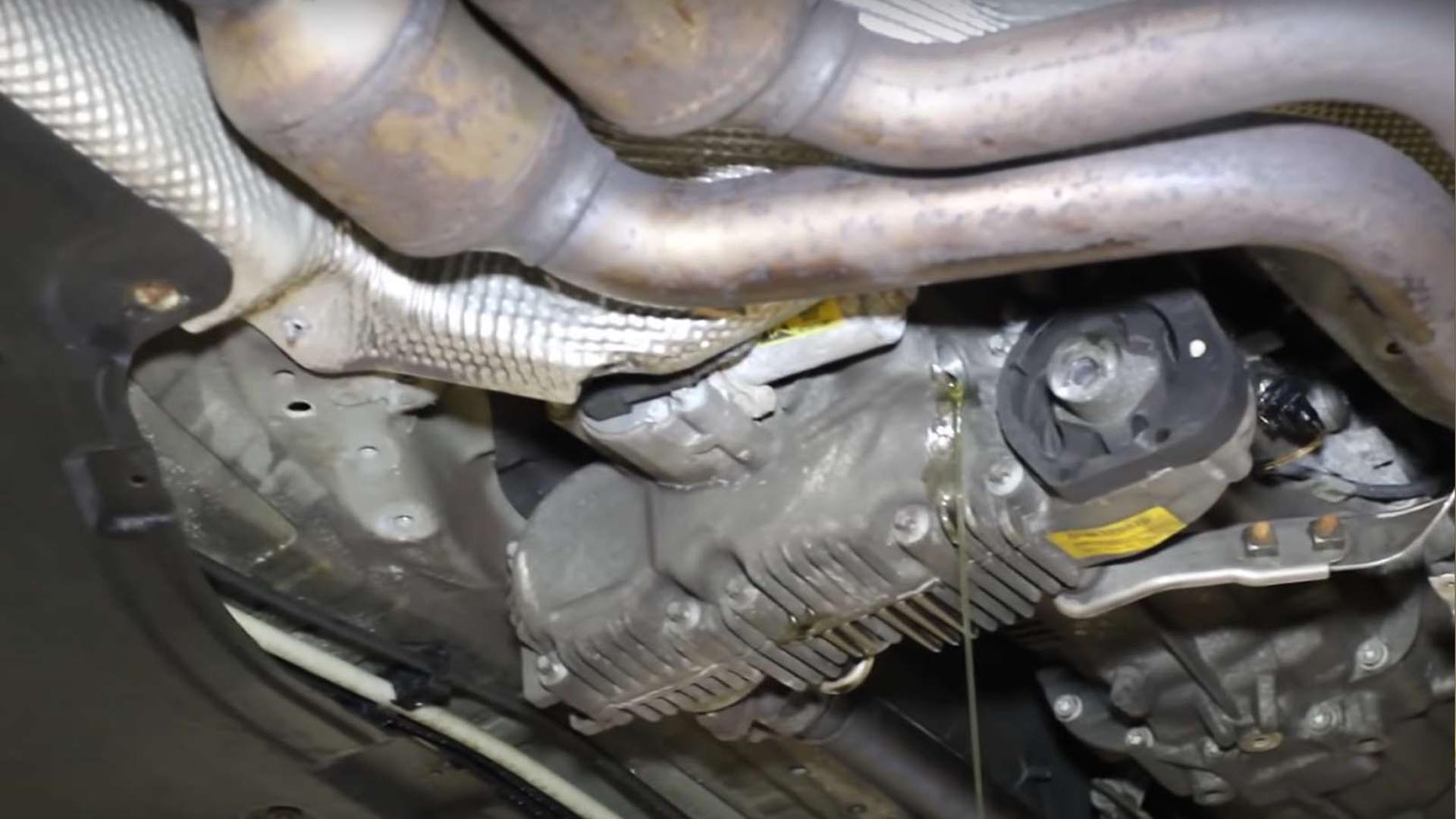 BMW Transmission, Transfer Case, & Differential Fluid Specifications (E90/E82/E84)