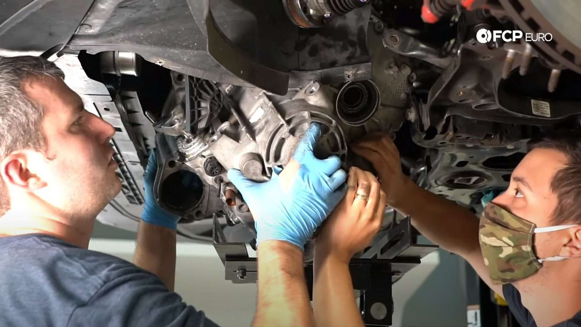 How To Replace A Volkswagen Mk7 Clutch (Mk7 GTI & Golf R)