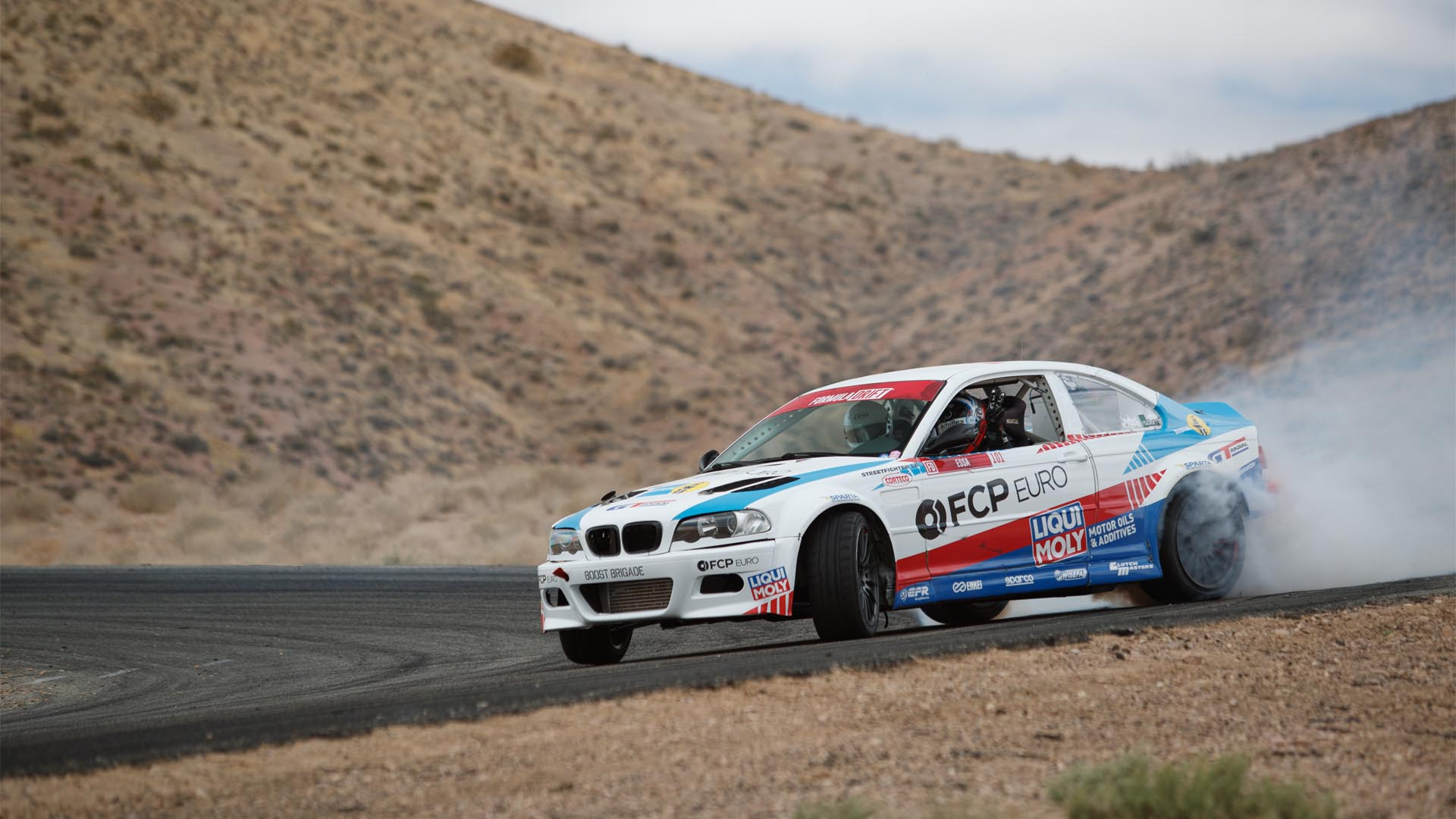 FCP Euro Kicks Off Another Exciting Season With Michael Essa In Formula DRIFT