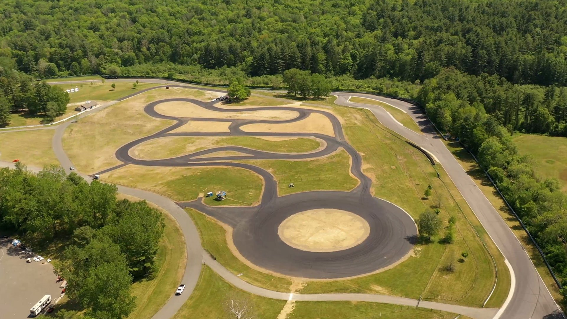 What Are The FCP Euro Proving Grounds At Lime Rock Park?