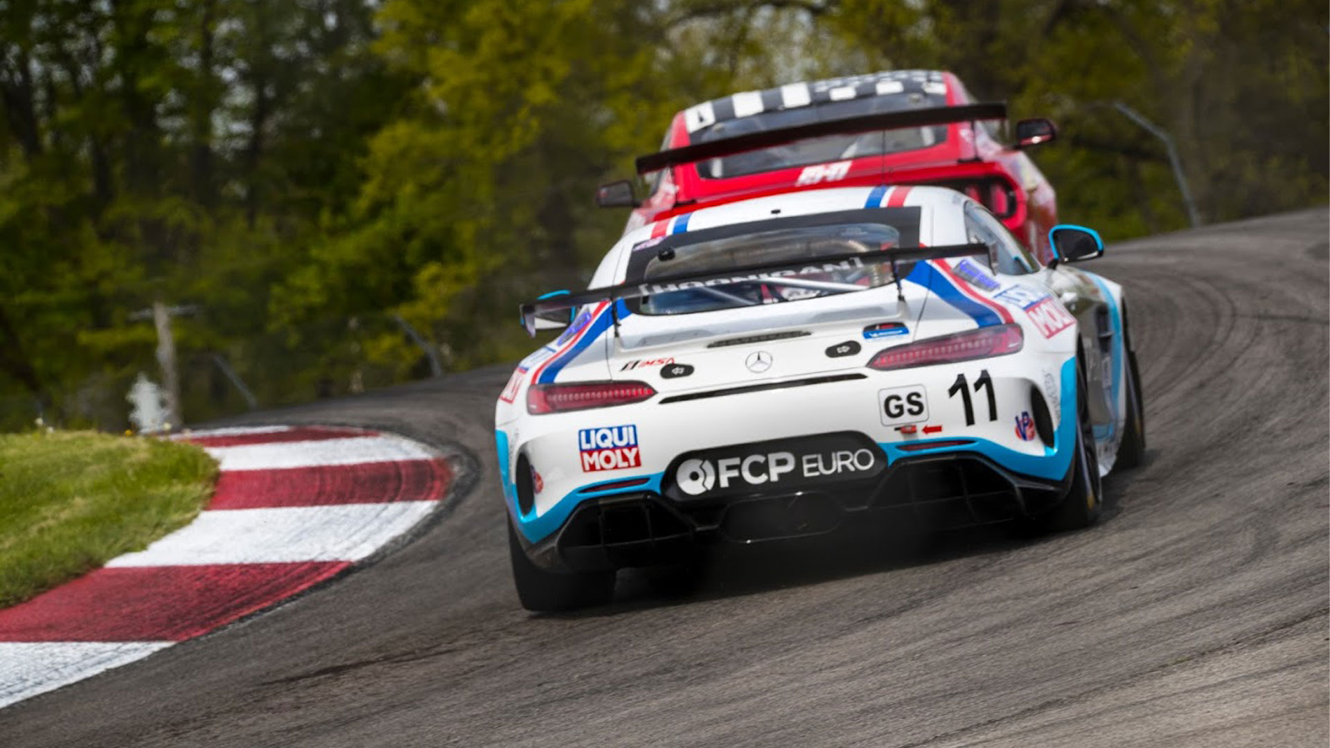 FCP Euro Motorsports Heads To Watkins Glen For Rounds 4 & 5 Of The IMSA Michelin Pilot Challenge
