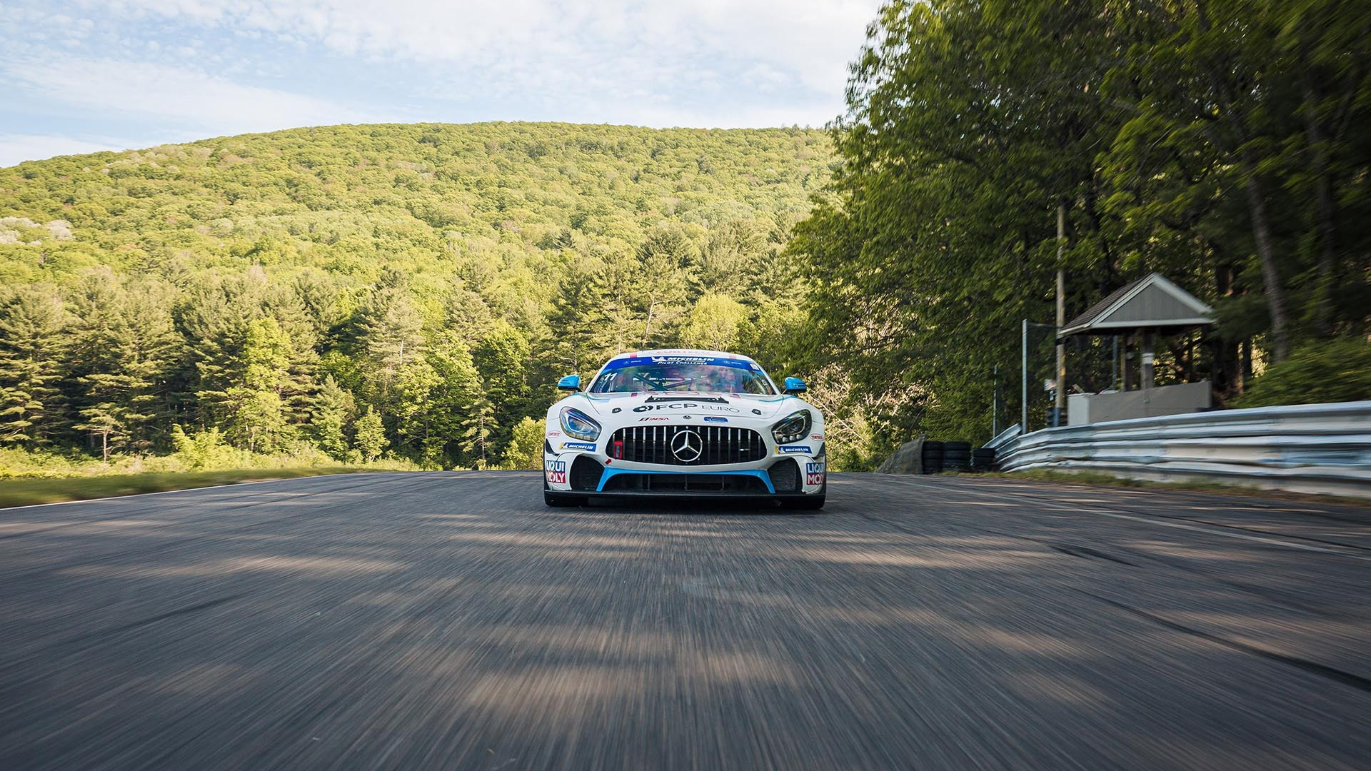 FCP Euro Motorsports Heads To Their Home Turf, Lime Rock Park, For Round 6 Of The IMSA Michelin Pilot Challenge