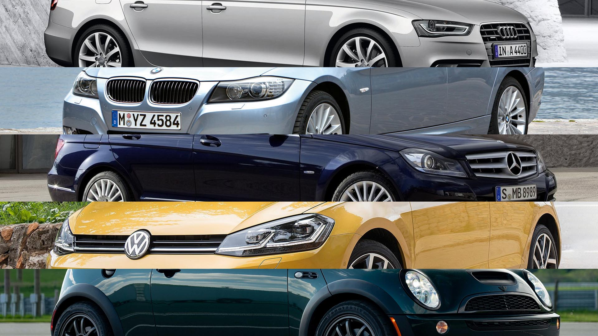 5 European Cars For First-Time Car Buyers And Recent College Graduates
