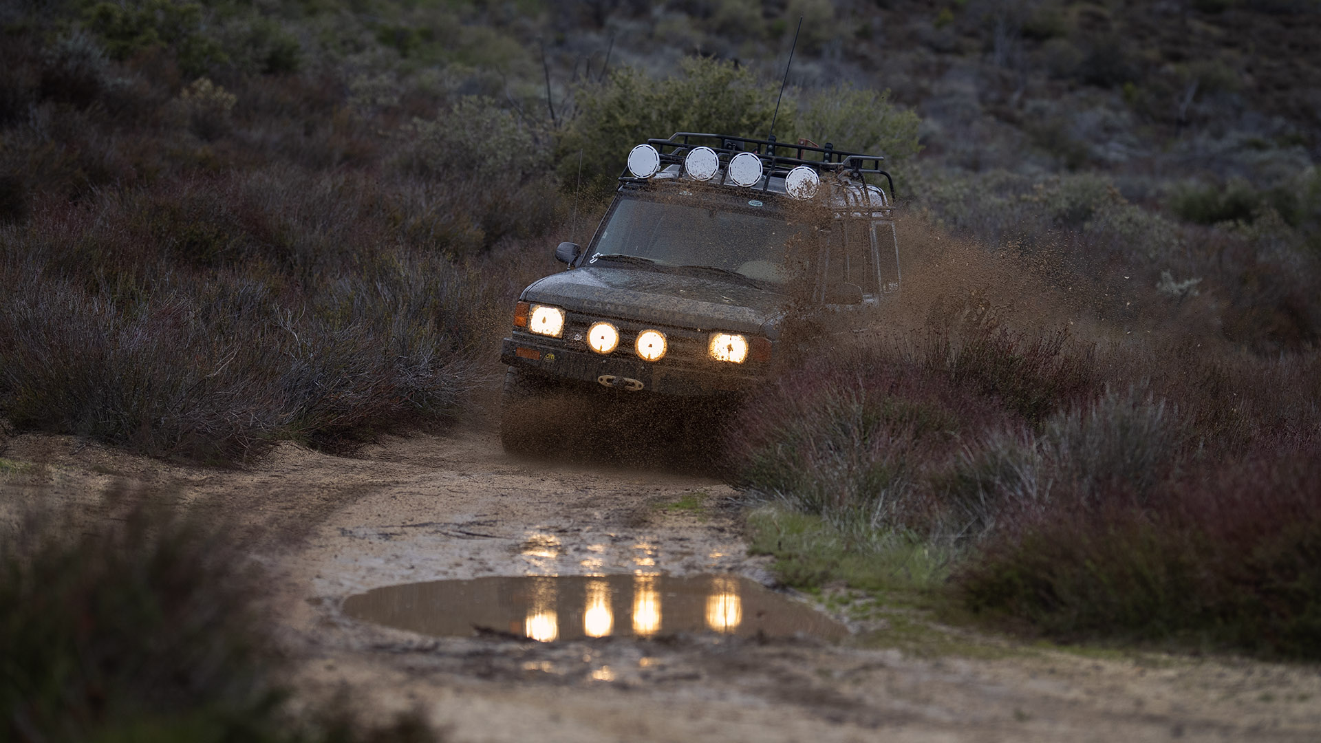 Overland But Not Over Budget - Land Rover Discovery SD
